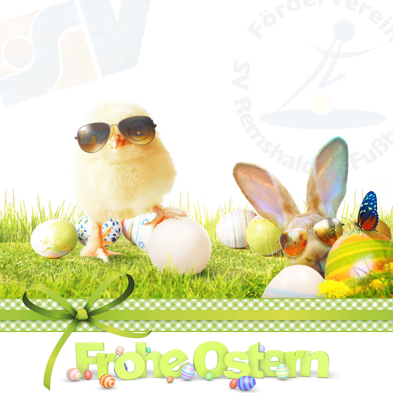 SVR Fußball wünscht frohe Ostern