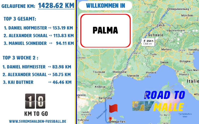 +++Road to Malle – Willkommen in PALMA+++