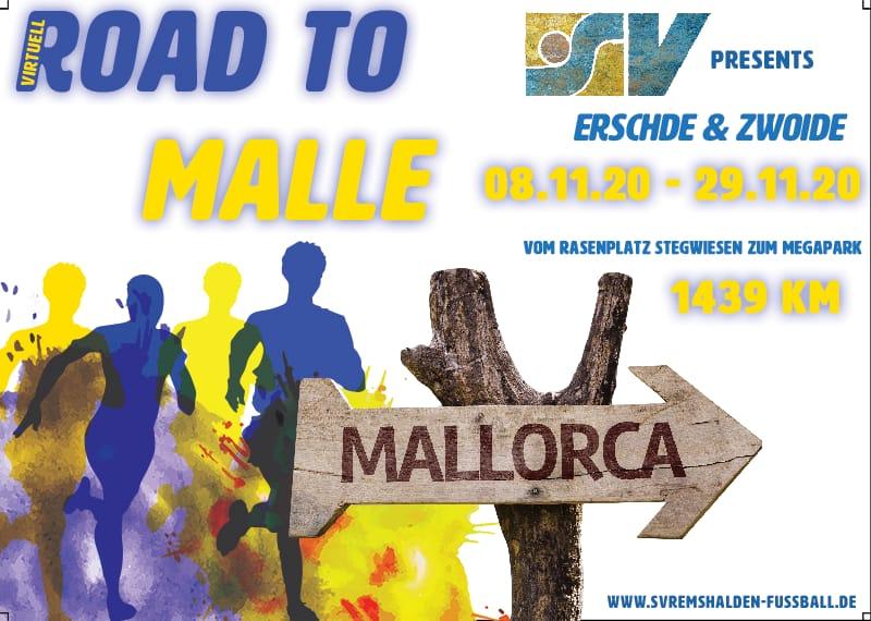 +++Virtuell Road to Malle 2020 – November Corona Lockdown +++